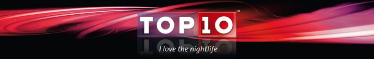 Banner zum Top 10 mit der Limousine
